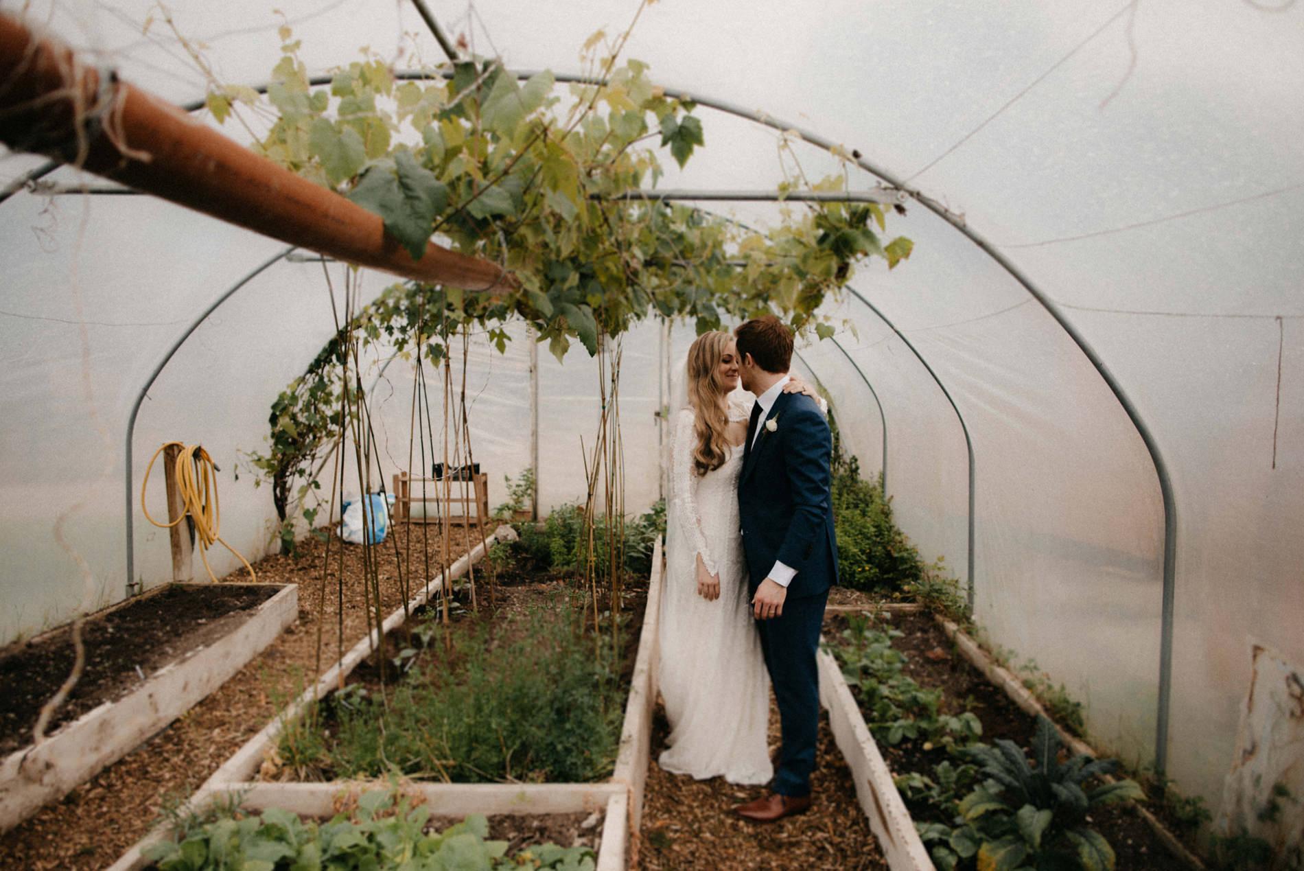 Cloughjordan House Wedding