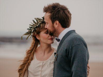 Doonbeg Beach Wedding | Lisa + Alex