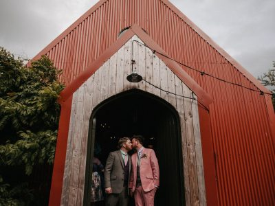 Mount Druid Boutique Wedding   Shaun + John James