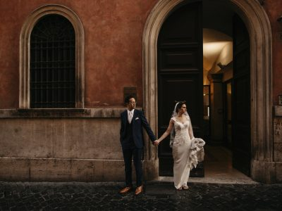 From Rome with love | Rebecca + Michael