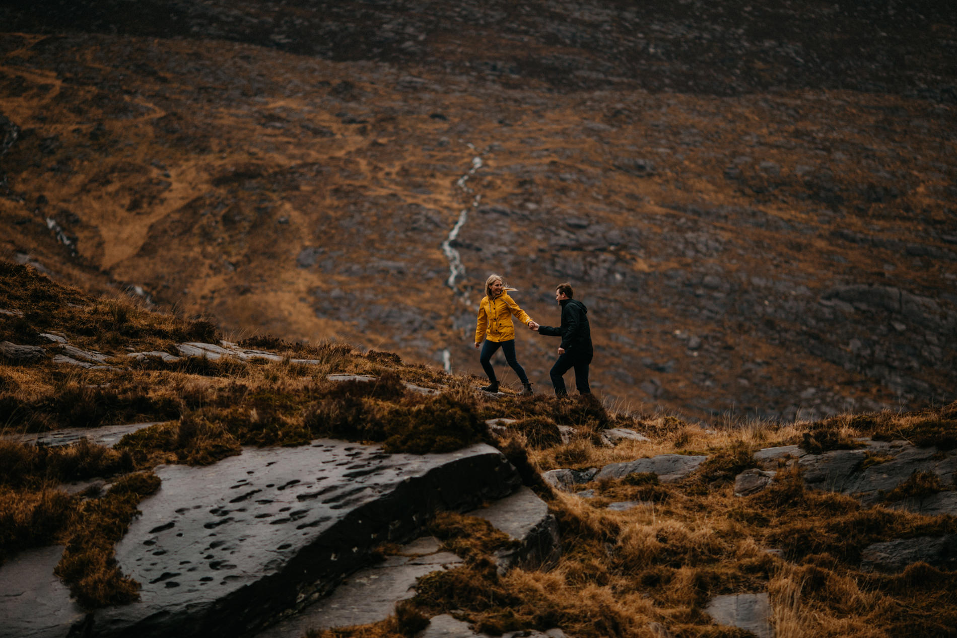 Killarney Couple Session