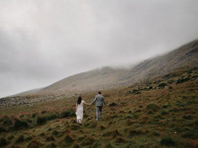 Wedding at Ballintaggart House Dingle | Órla + Derek