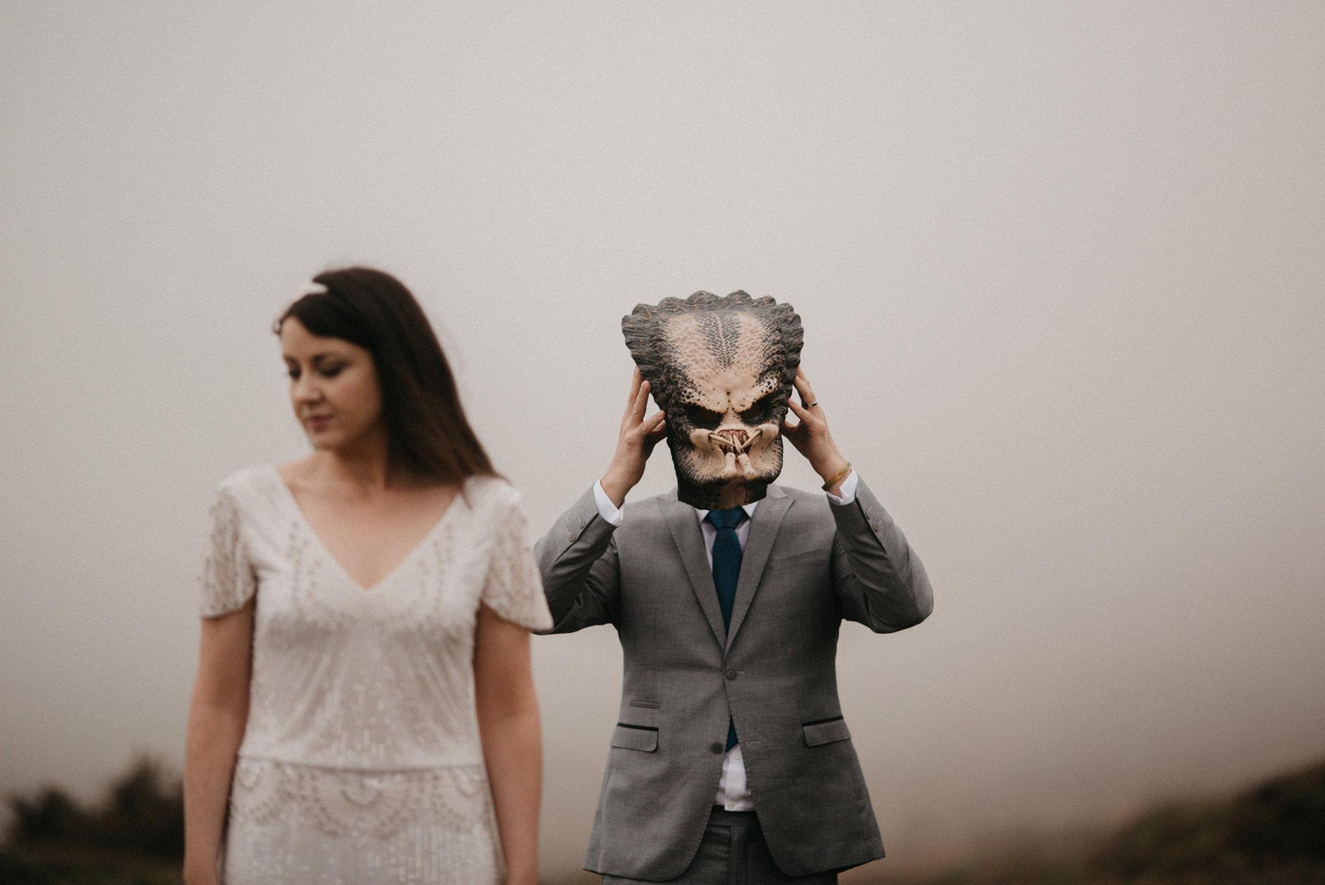 ballintaggart house wedding dingle