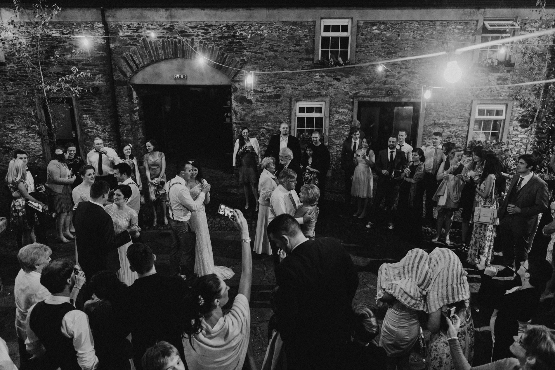 ballintaggart house wedding dingle