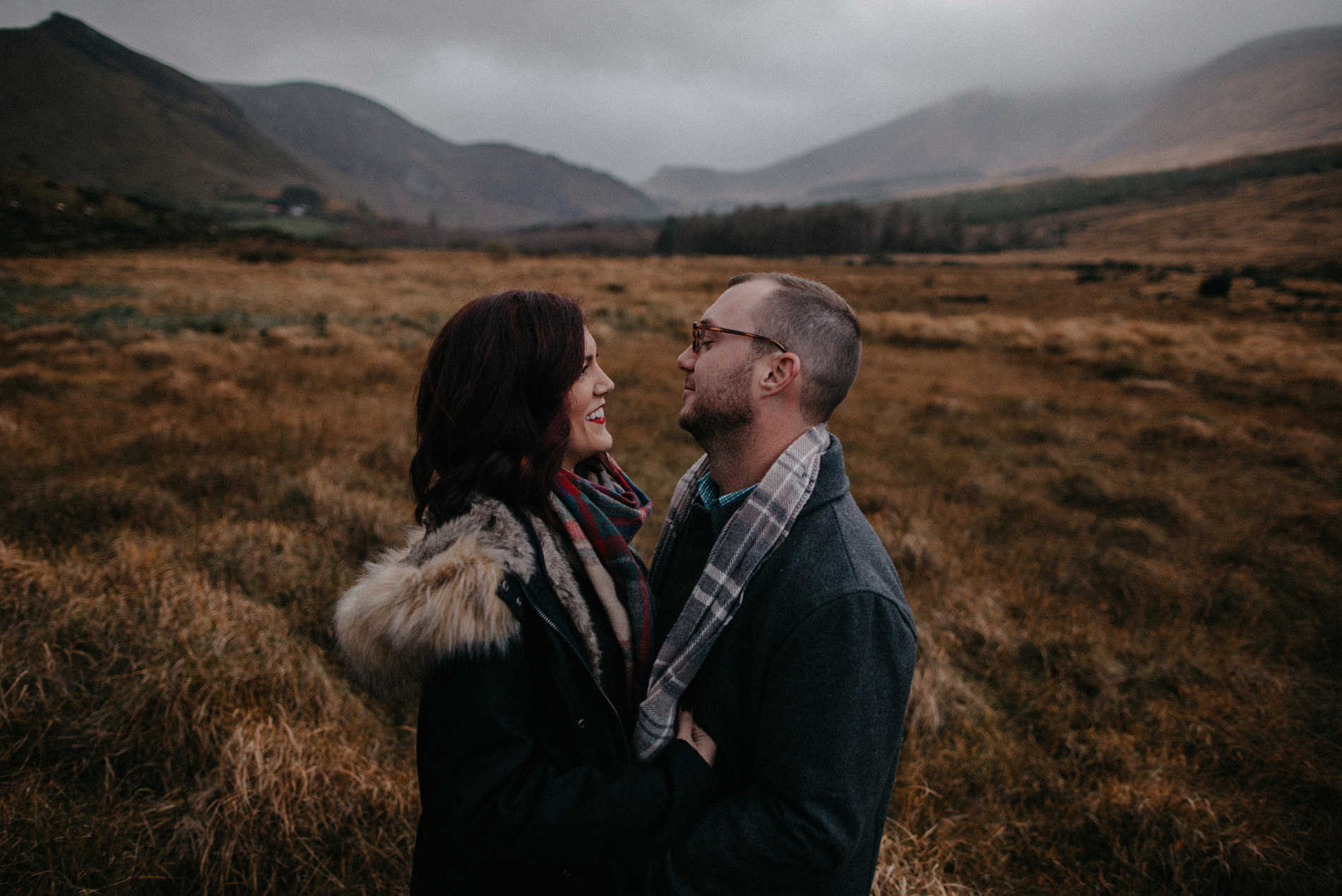 Dingle Peninsula couple session