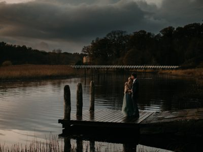 Crom Castle Wedding   Gia + Gavin
