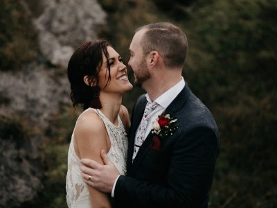 Vaughan's Pub Wedding | Meagan + Yates