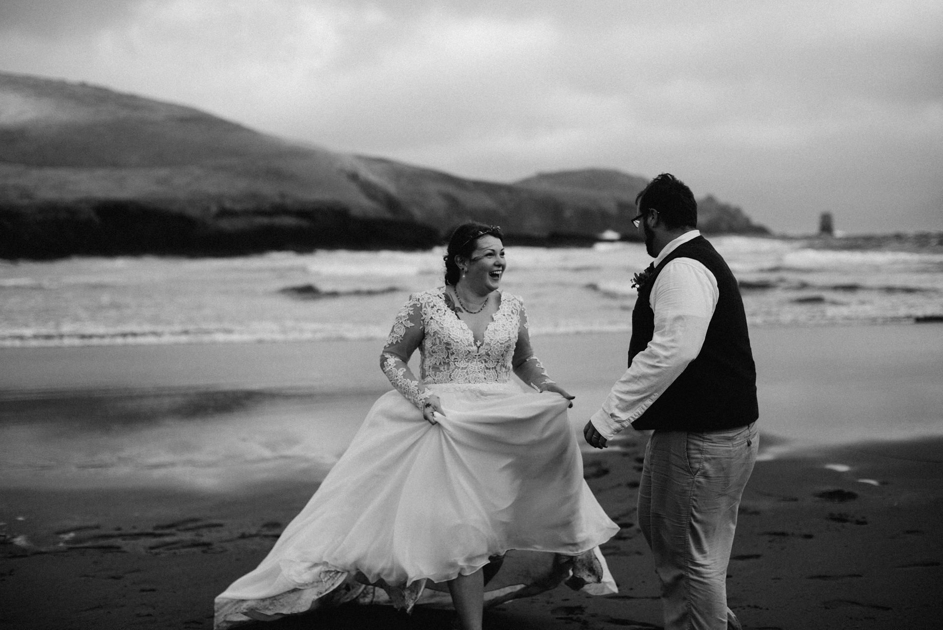 wedding dingle ireland