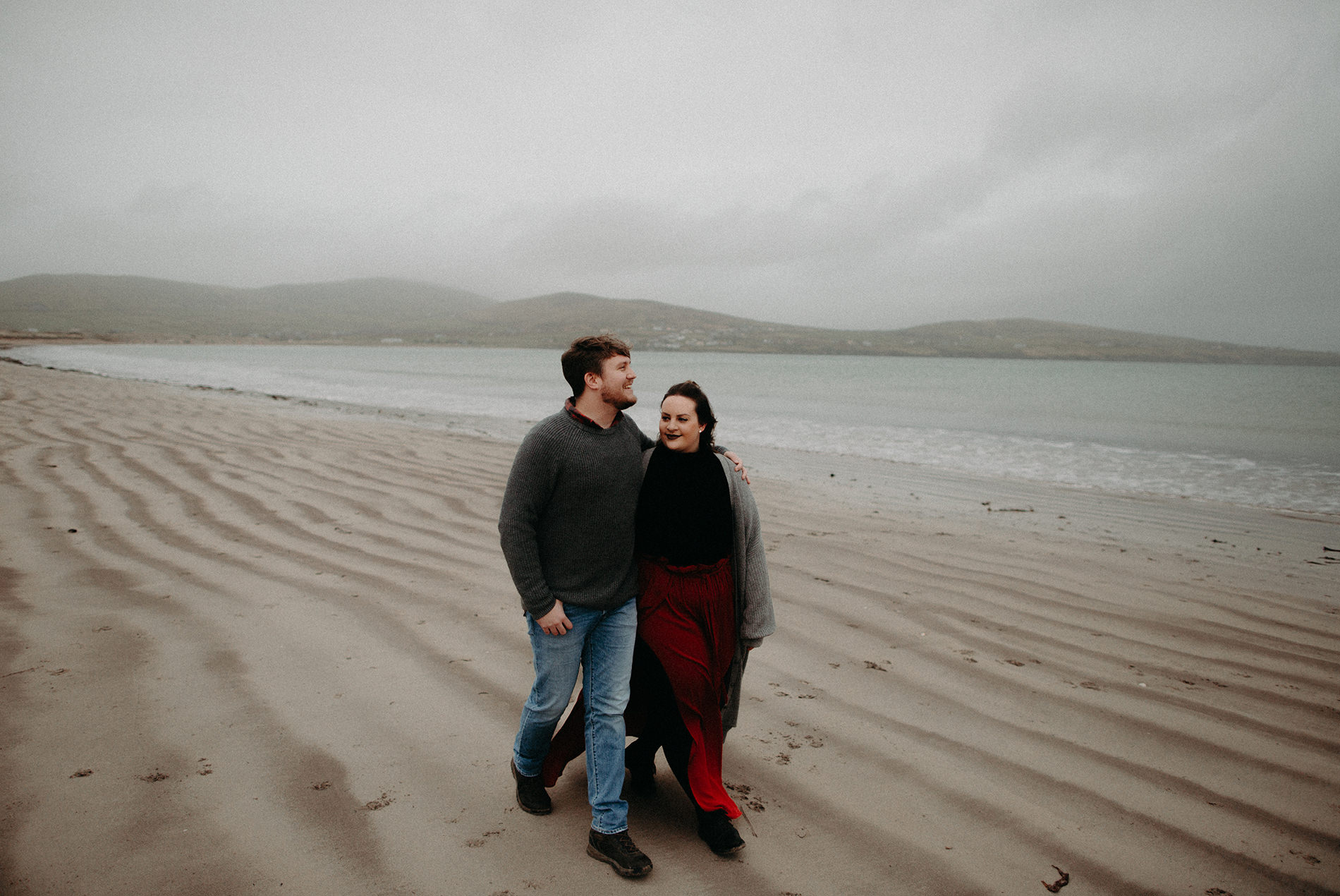 Dingle Couple Session