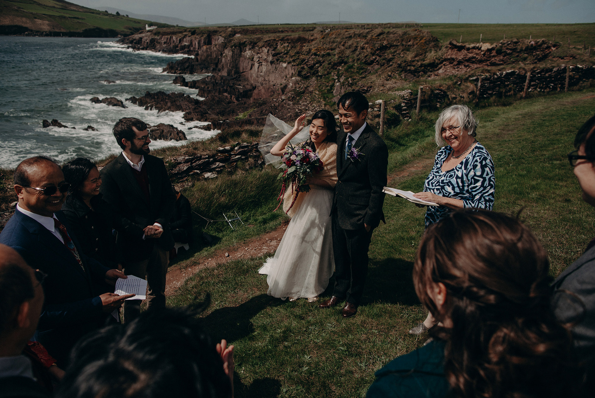 Dingle Wedding