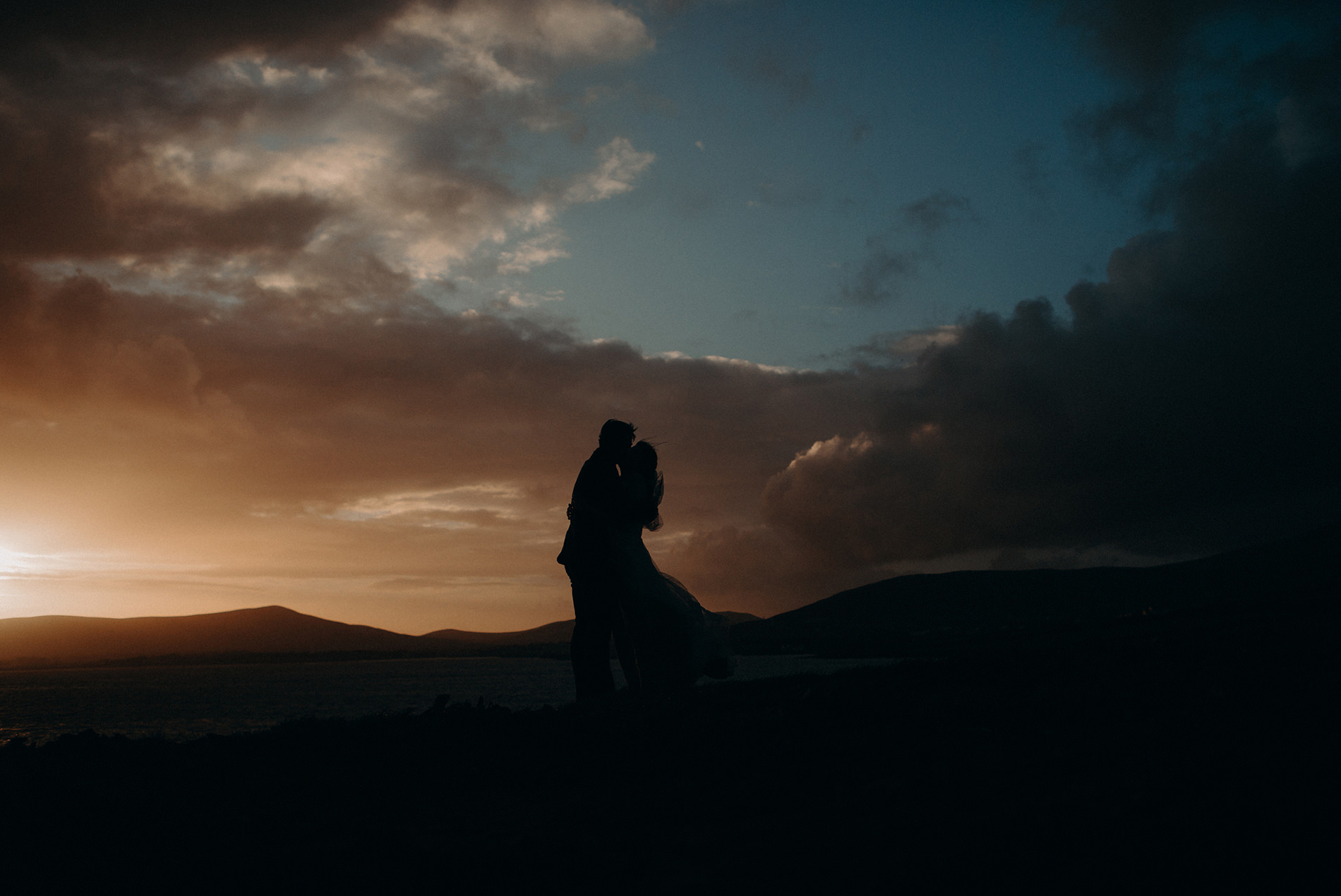 Dingle Bay Wedding