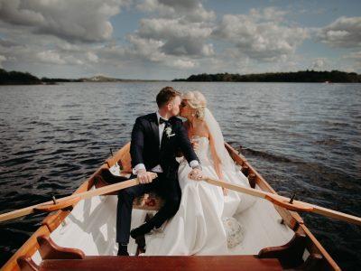 Summer Virginia Park Lodge Wedding | Andrea + David