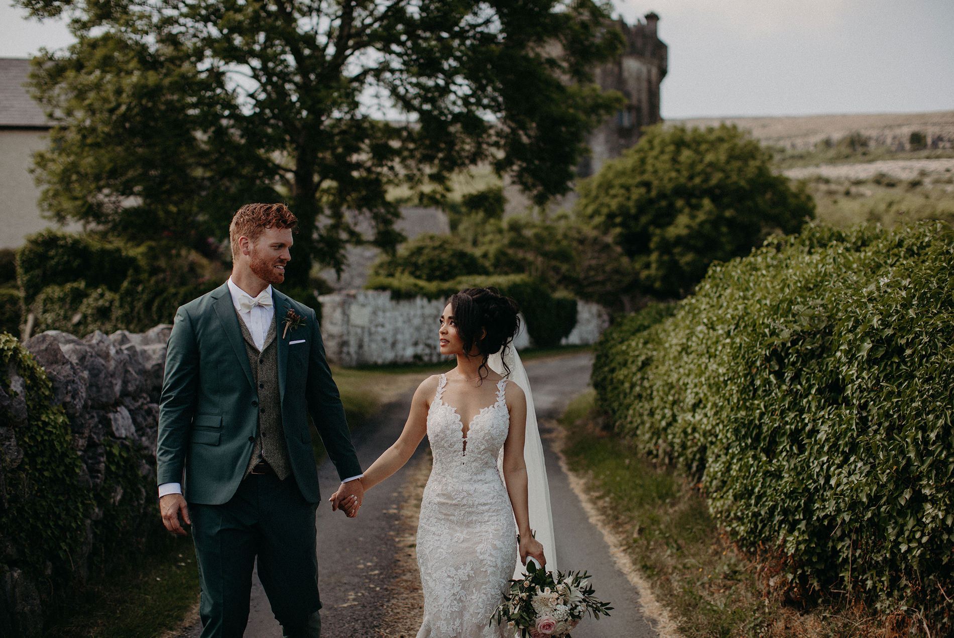 Gregans Castle Wedding