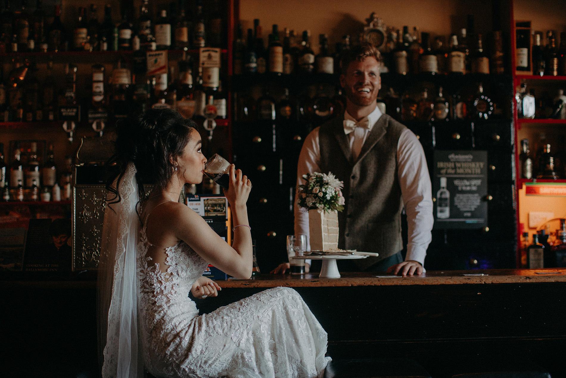 Gregans Castle Wedding