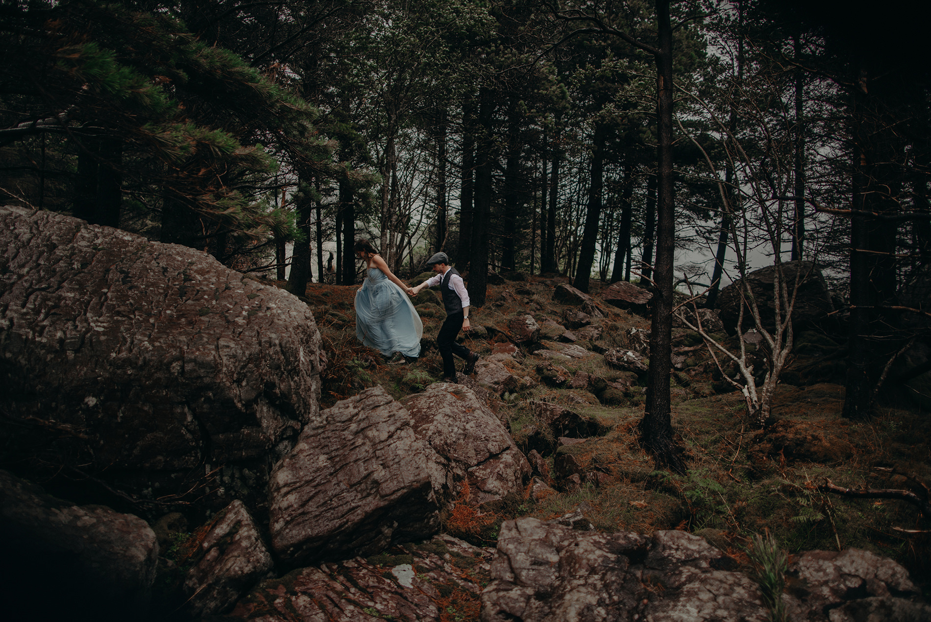 Dingle couple session