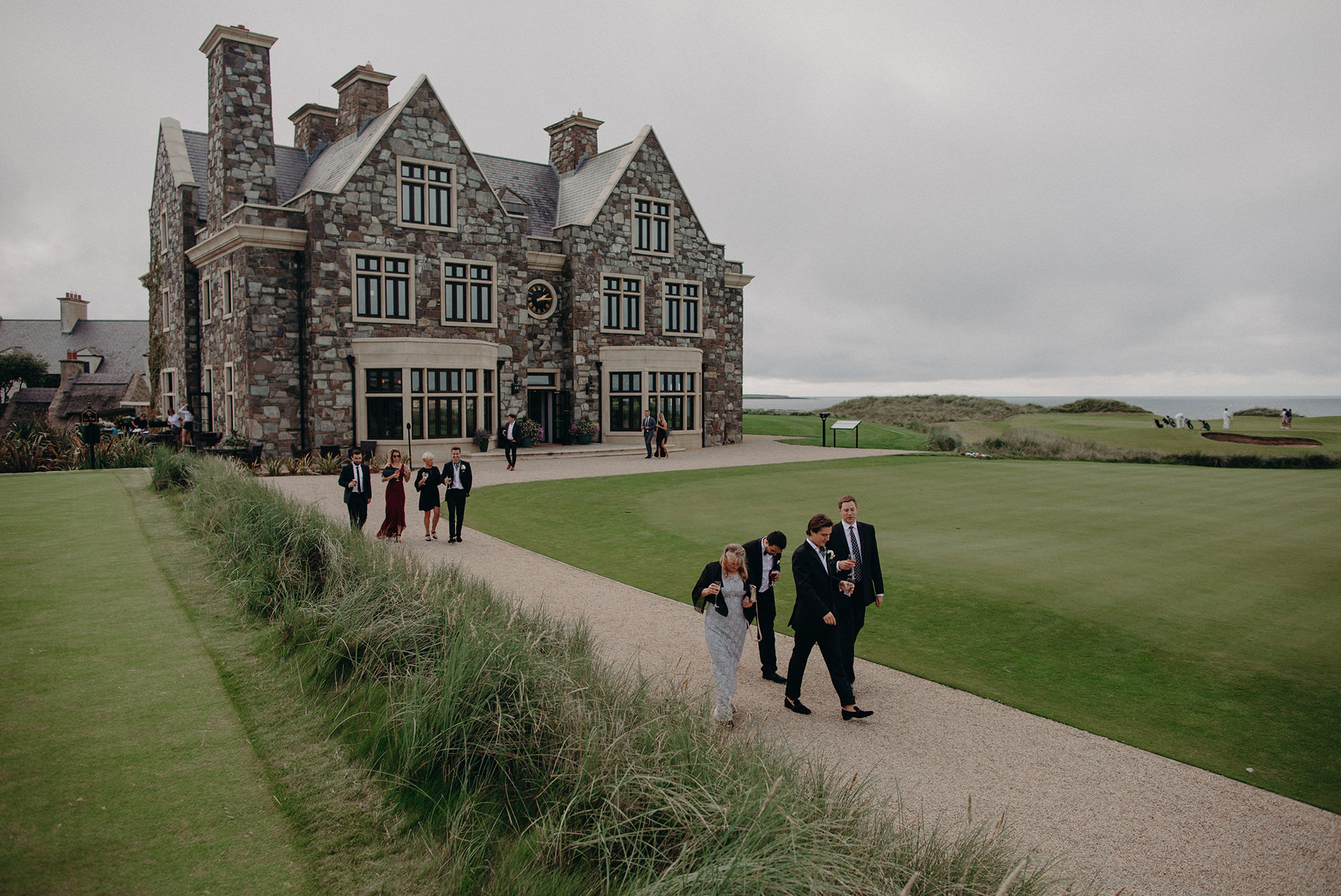 doonbeg hotel wedding