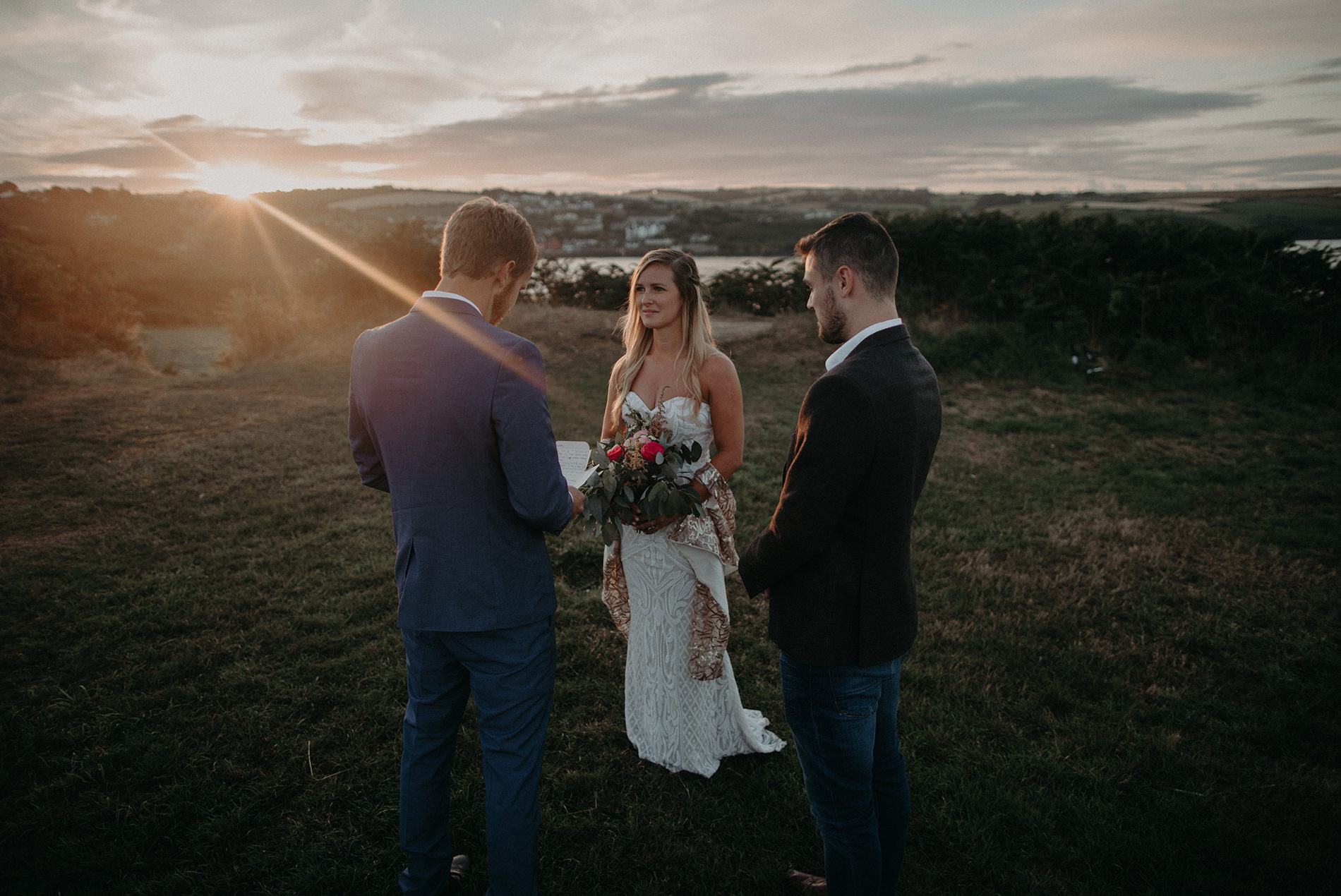kinsale wedding