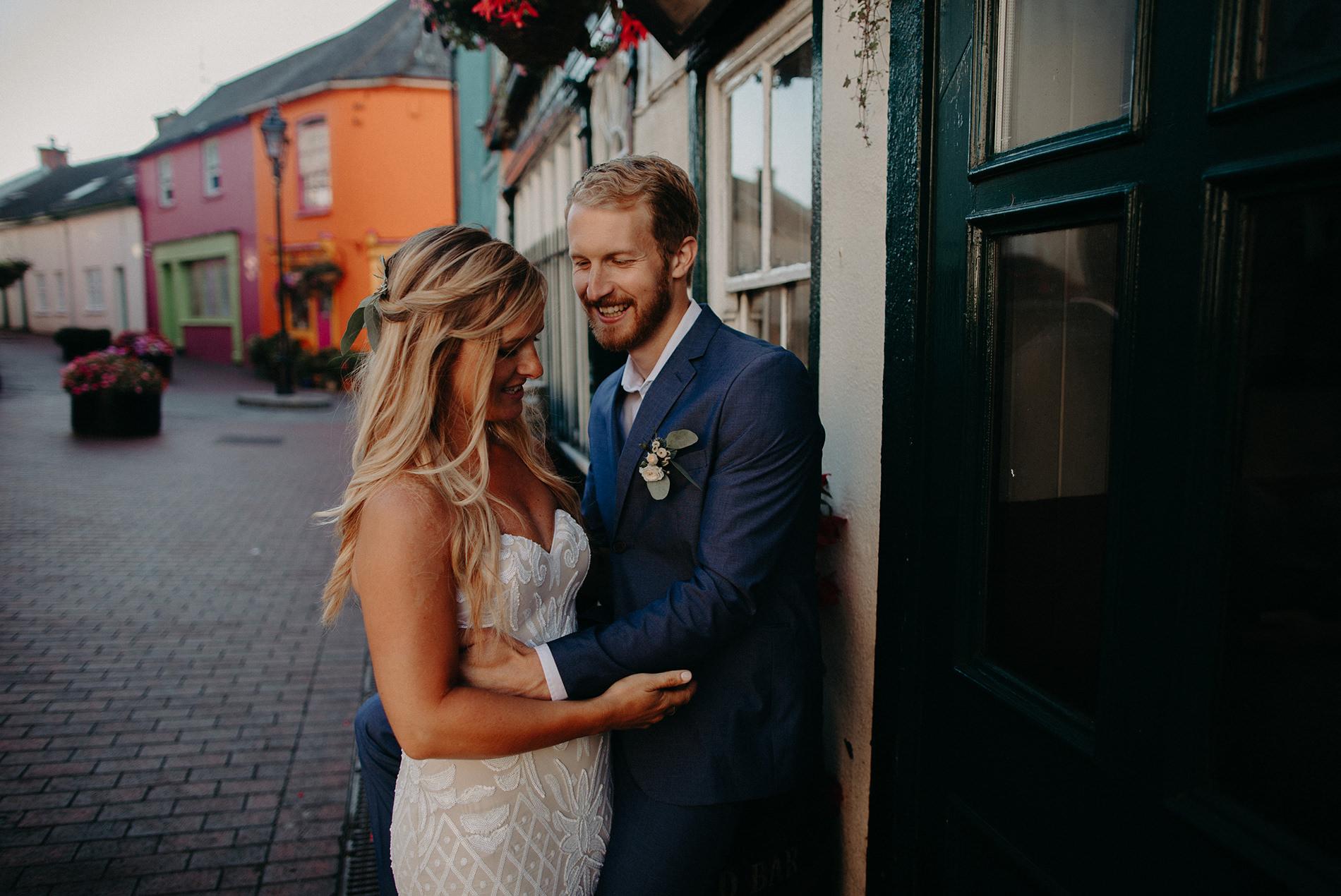 kinsale wedding