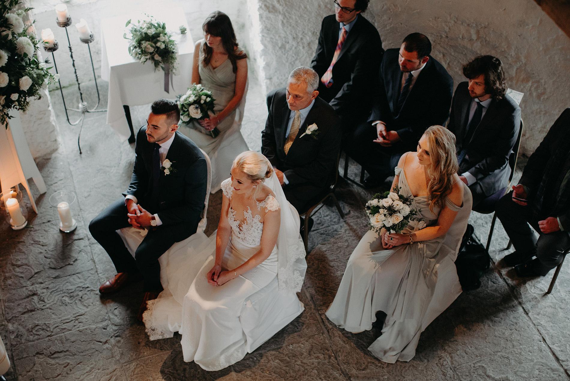 newtown castle wedding