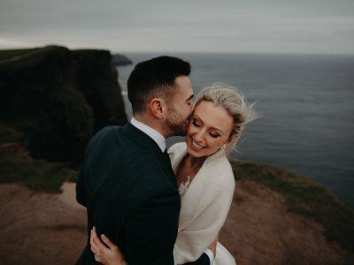 Newtown Castle Wedding | Megan + Raymond