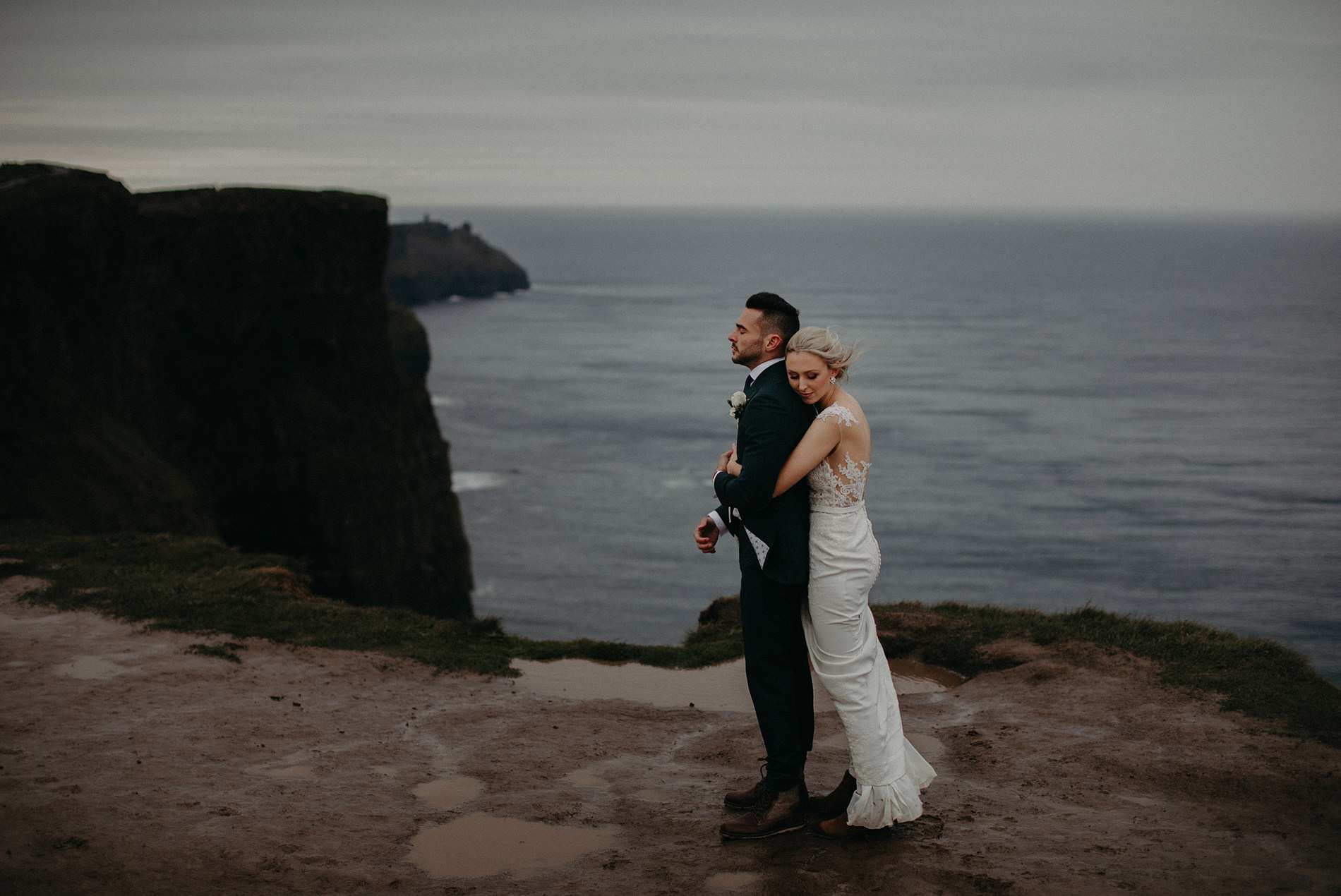 newtown castle wedding