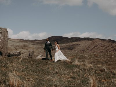 Uragh Stone Circle || Johanna & Alex Elopement