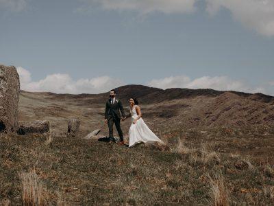 Uragh Stone Circle || Johanna & Alex Elopement